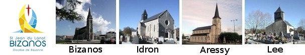 Paroisse St Jean du Lanot