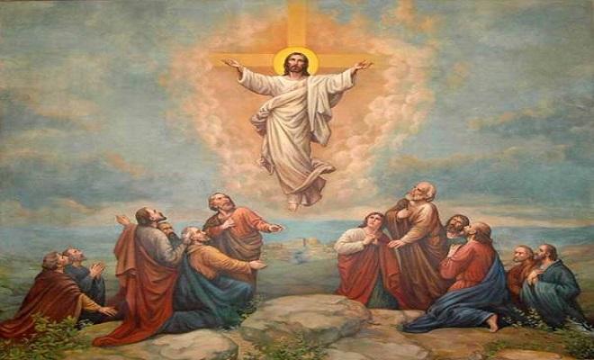 Ascension Jeudi 13 mai 2021